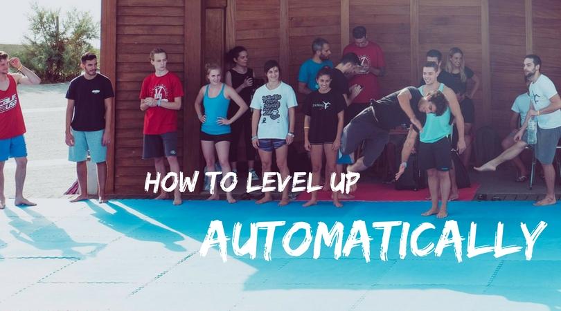 Πώς Να Κάνεις Level Up, Αυτόματα